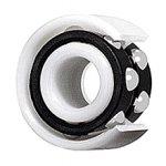Łożyska kulkowe xiros® B180 radialne, dwurzędowe, rowkowe