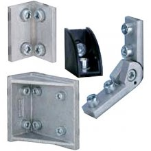 Elementy montażowe do profili aluminiowych