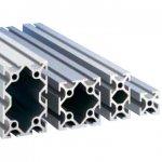 Profile aluminiowe, Seria 40, profile standardowe i lekkie