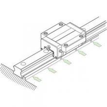 Instrukcja montażu, obsługi i smarowania dla prowadnic liniowych Hiwin