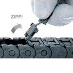 prowadniki przewodów Zipper E-Chain®