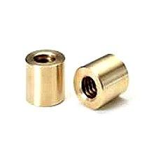 Nakrętka trapezowa okrągła (cylindryczna) HBD z brązu
