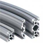 Profile aluminiowe zakrzywione