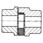 Rodzaje wkładek sprzęgła GIFLEX® GE-T