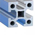 Informacje o wymiarach dla serii 60 profili aluminiowych