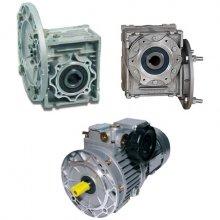 Motoreduktory i reduktory